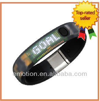 Nike Plus Fuelband Ice Black Calories Sporting Wristband Exercise & Fitness sport fitness product fuelband