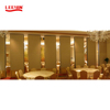 65mm Restaurant Noise Insulation Partition Acoustic Sliding Movable Room Divider