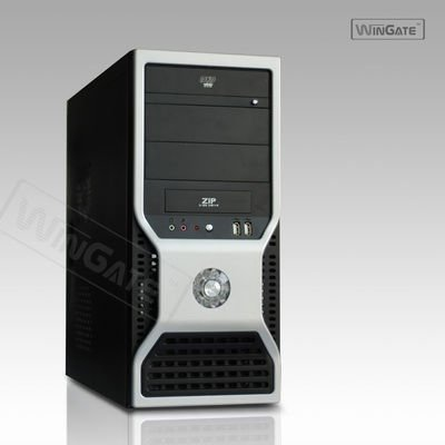 WINGATE wks-2032 400W 20+4pin ATX Mid Tower Case