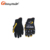 Ce Approved Racing Gloves Black Biker Leather Motorcycle Racing Gloves