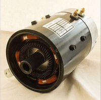 High Electric Car DC Motor Engine 2800 rpm Motor ZQS48-3.8-T