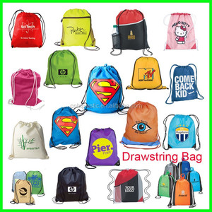Htn013 Custom Drawstring Bags No Minimum