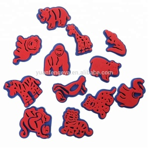 EVA Kids Animal Stamper Foam Paint Stamps Kids Home School Painting Toys