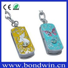 Best price high quality diamond usb flash drive