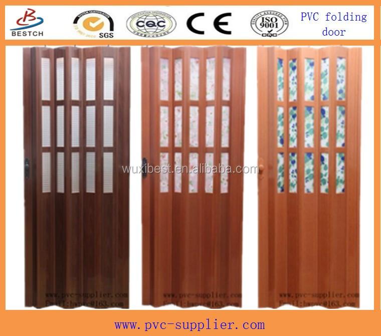 Beautiful Bathroom Pvc Folding Door - Buy Pvc Folding Door ...