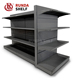 floor display stand shelf separators supermarket gondola/price labels for shelves