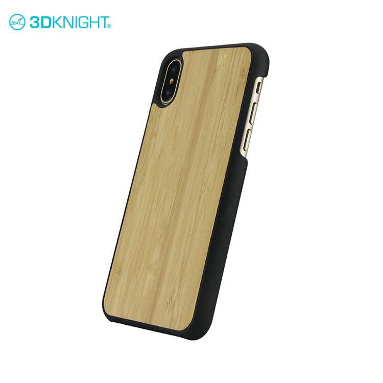 Custom handmade tpu wood cell phone cover for iphone x strong cover smartphone cover mix