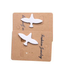 trendy jewelry ethnic pigeon label pin porcelain China wholesale brooch