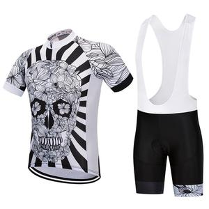 cycling jersey long sleeve / cycling jersey set / cotton cycling jersey