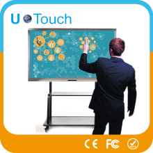 65inch large computer monitor led touch screen