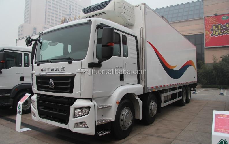 China Supplier Man&sinotruk C7h Frigorific Truck