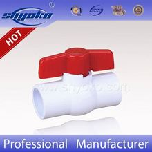 Types of Low Price High Pressure Ball Valve
