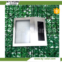 High efficiency Outdoor Wall Plaque LED Solar address number light