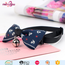 Custom Pet grooming products bow tie accessories dog collar