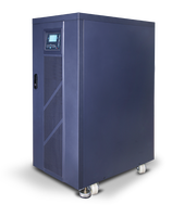 32kVA/24kW UPS on line type uninterruptible power supply with AC DC output for electric equipment/solar system