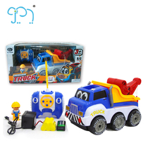 Kids Mini Lovely Cartoon Toy Car For RC Car With Music Light With ASTM