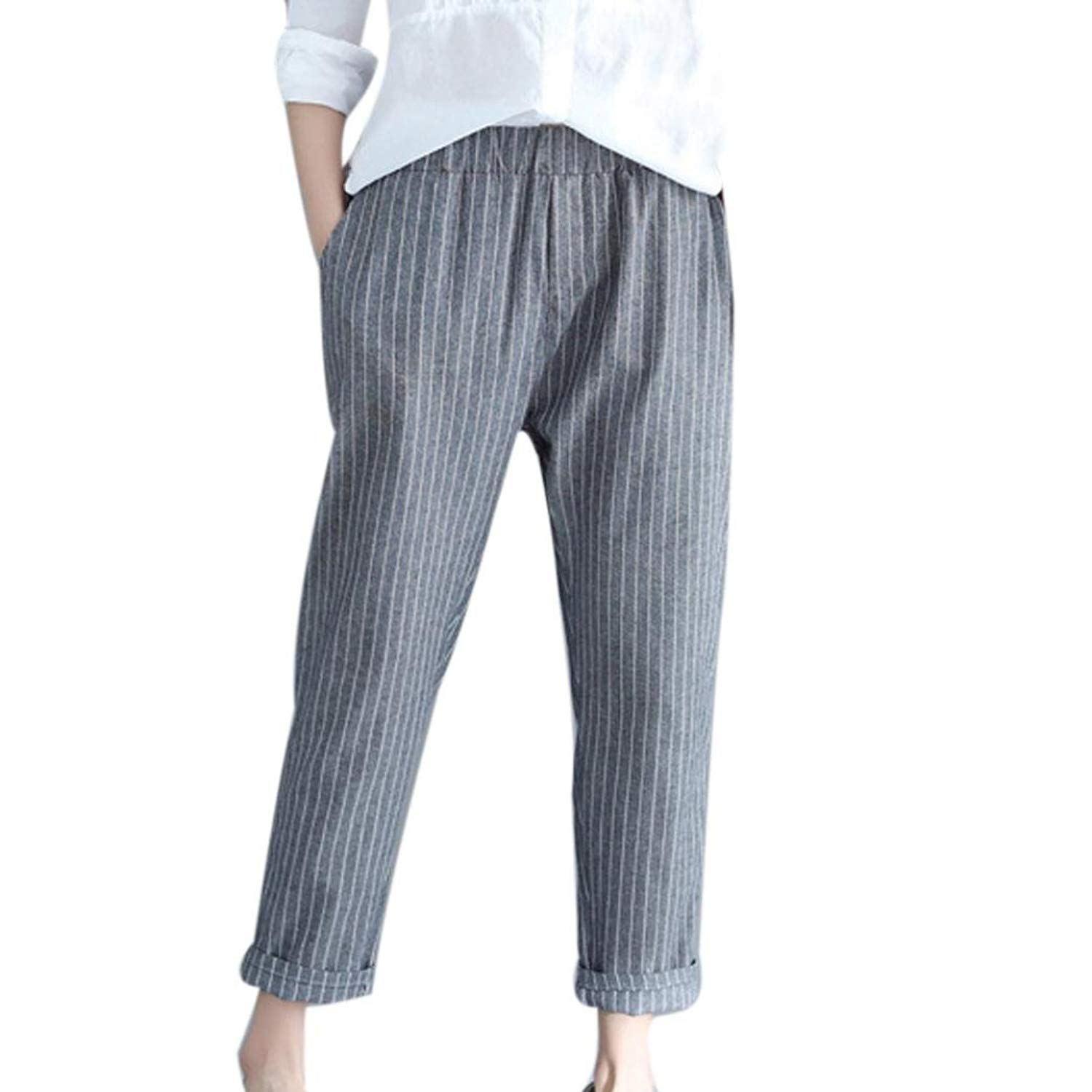 a48f38b56d7d6 Get Quotations · Pervobs Women Pants