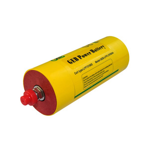 high capacity 55380 40AH Cylindrical Lifepo4 Battery Cell