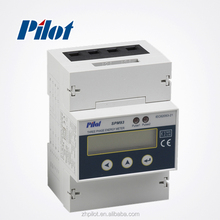 PILOT SPM93 DIN Rail 3 phase power meter with CT