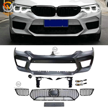 Auto <span class=keywords><strong>Tuning</strong></span> Auto Body Kit Paraurti Anteriore Per BMW 5 Serie G30 G38 M5 Look