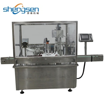 2 To 30Ml / 30 To 200Ml Spray Bottle Filling Machine