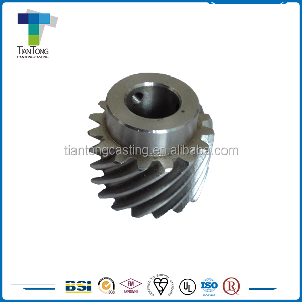 Custom made design milling die casting printing machine parts