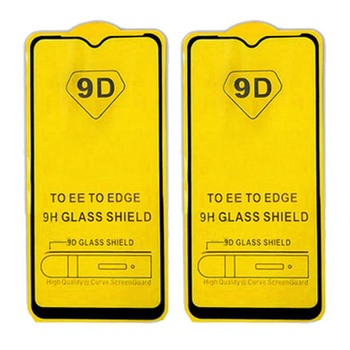 Full Glue Edge to Edge 9H Glass Shield Really 9D Silk Printing Anti-shock Tempered Glass Screen For OPPOO F3 Curved Glass