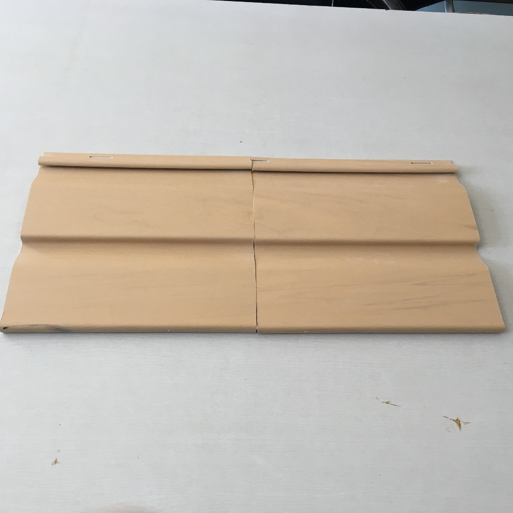 Exterior wood grain american lap pvc vinyl siding buy for Wood grain siding panels