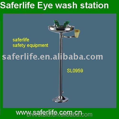 NEW Safety shower Emergency Eye washer EYEWASH Shower