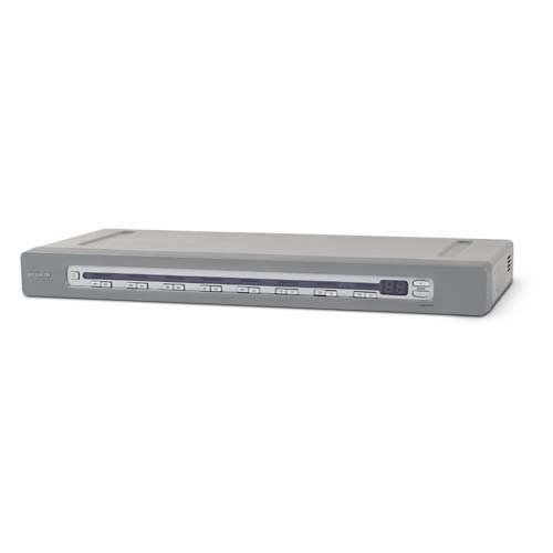 Smb 16-PORT KVM Switch PS/2 In, CAT5 Out