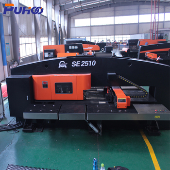 CNC sheet metal punching machine hole perforating machine for sale