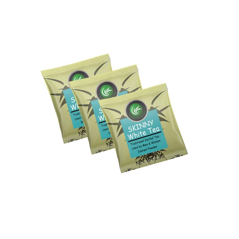 Lifeworth flavored skinny white tea with private label - 4uTea | 4uTea.com