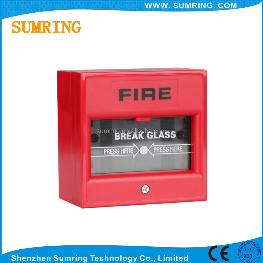 China Supplier Manual Pull Station For Fire Alarm System