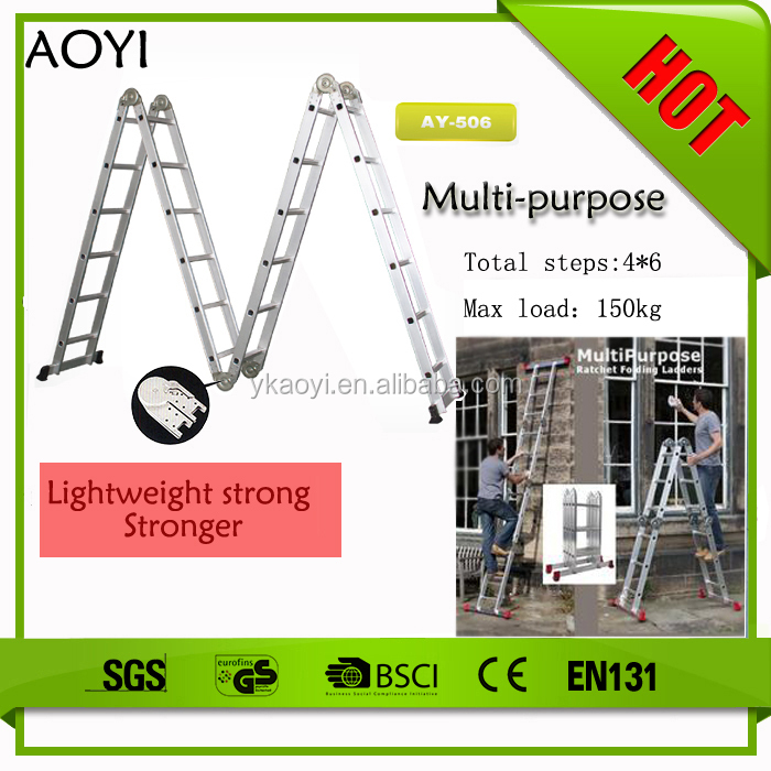 AY Hot selling china wholesale roof top tents folding step ladder hinge