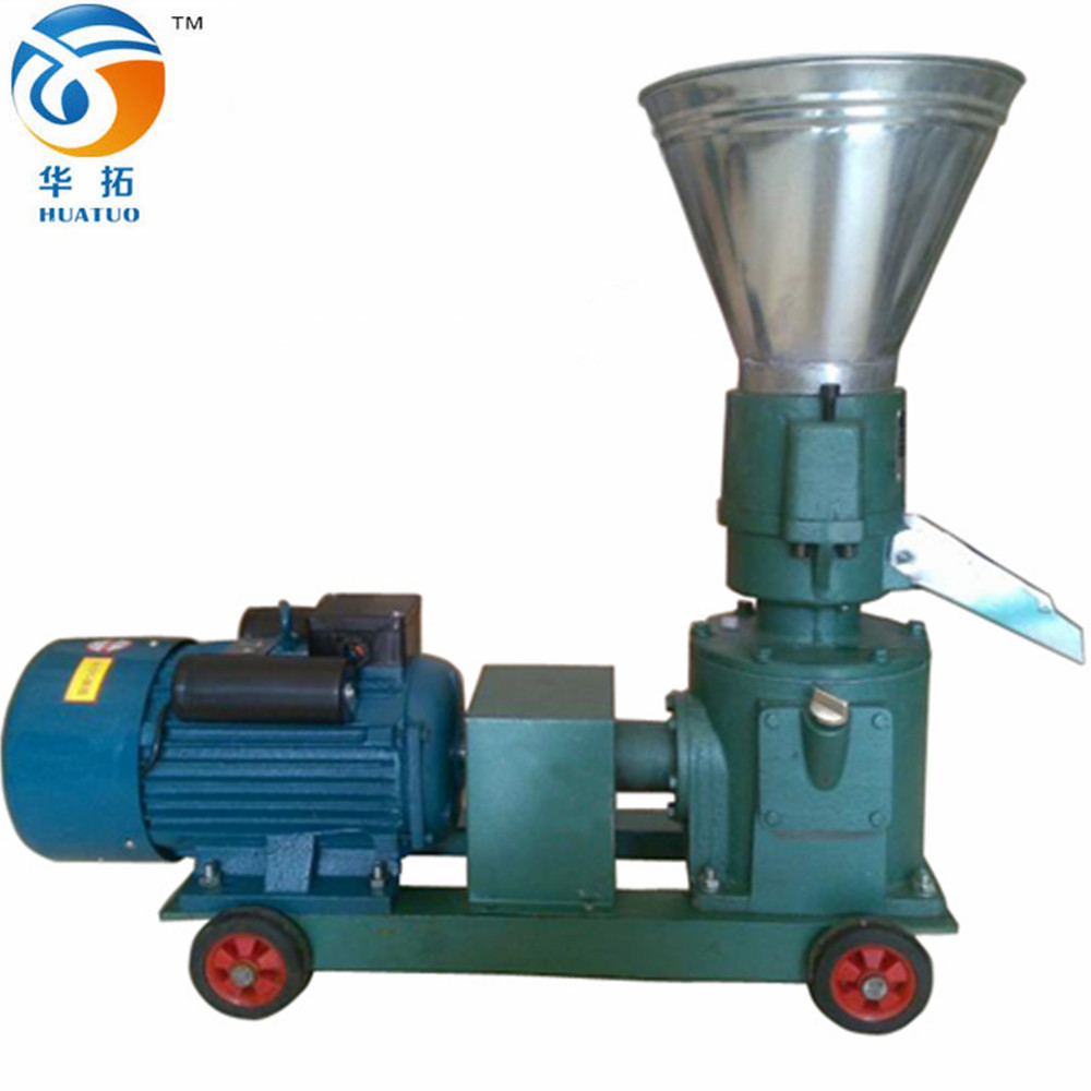 Easy operate pellet machine used floating fish feed pellet making machine have cheap price HT-150 for sale