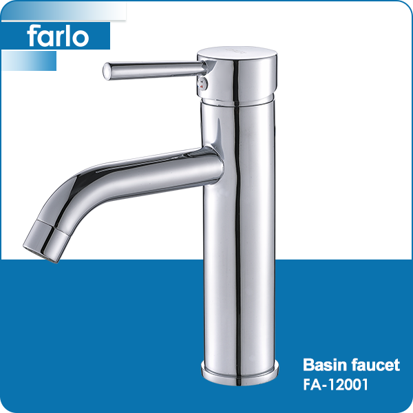 FARLO Best selling high quality stainless low pressure bathroom taps