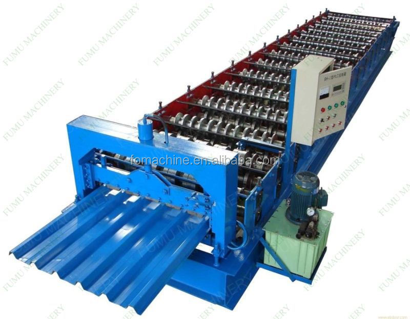 Cheap Sale High Capacity Used Metal Roof Panel Roll Forming Machine