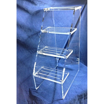 Fantastic Custom Clear Acrylic Lucite 4 Step Stool Buy Acrylic Step Stool Clear Acrylic Stool Kitchen Step Stools Product On Alibaba Com Gmtry Best Dining Table And Chair Ideas Images Gmtryco
