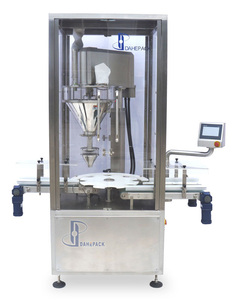 Reliable rotary auger filling system
