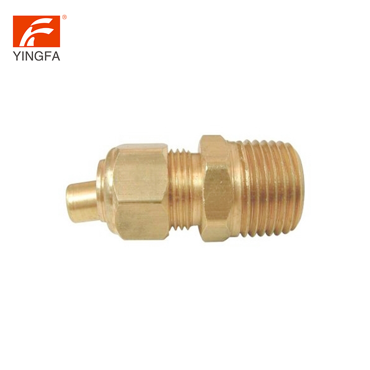 Brass Drainage Angle Stop Copper Union Valve For 1/2 Inch Pex ...