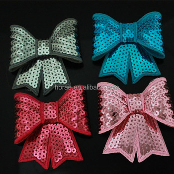 Diy Sequin Bows Hair Accessories For Baby S Headbands