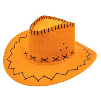 Wholesale painted western mexican kids felt children lemmy cowboy hats fe892991e16