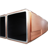 LMM GROUP is the largest factory price square copper mould tube manufacturer - rectangular copper