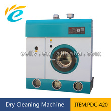 20Kg industrial clothes dry cleaning machine price for hotel/hospital/school/laundry shop for sale