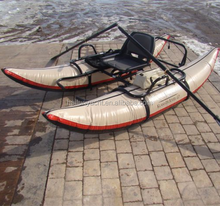 Foldable inflatable pontoon boats for sale HLN320