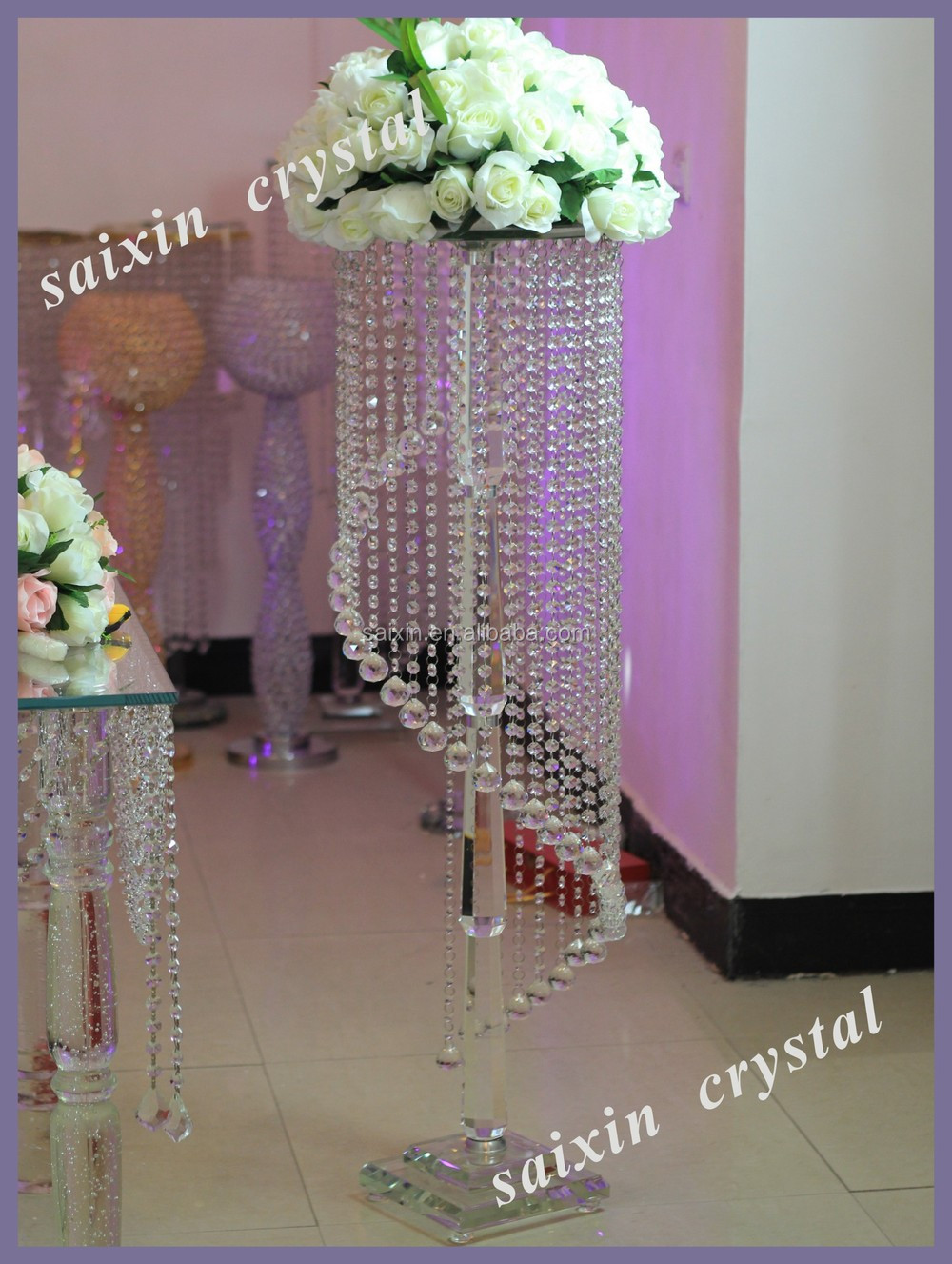 New design wedding crystal centerpiece hanging votive candle specifications reviewsmspy