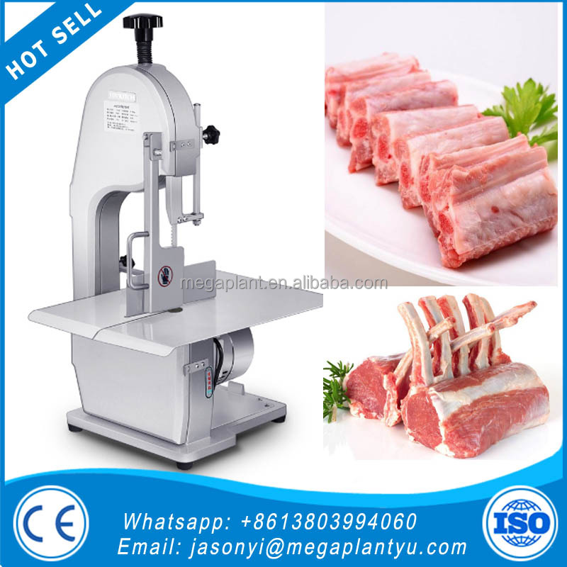 Fish Meat Cutter Stainless Steel Bone Saw Machine Beef Cutting Machine