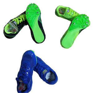 steel nail outsole men field and track running athletic shoes for spike shoes