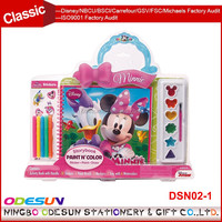 Disney Universal NBCU FAMA BSCI GSV Carrefour Factory Audit Manufacturer School Supply Kids Stationery Set Manufacturers