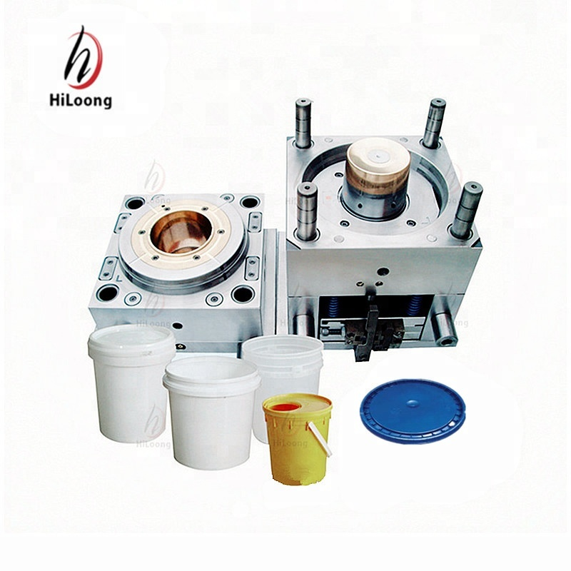 New Product Ideas 2018 Steel Mold Making Plastic Paint Bucket Moulding Machine
